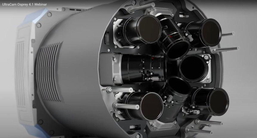 Ultracam Osprey 4.1
